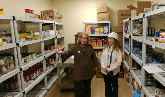 House of Mercy Food Pantry
