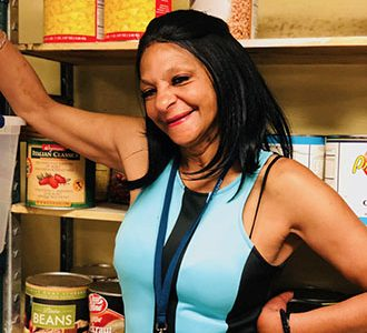 Barbara H. | Food Pantry Volunteer